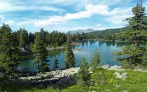Lake Hridsko Prokletije