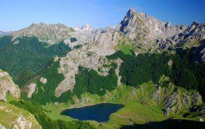 Rikavacko Lake