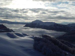 Sinjajevina , 2203m