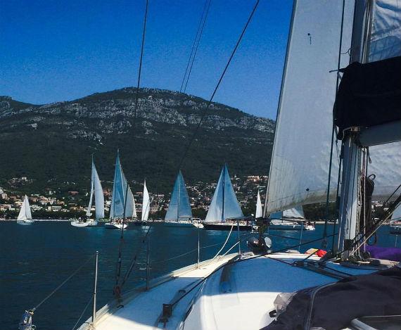 City Bar Sailing