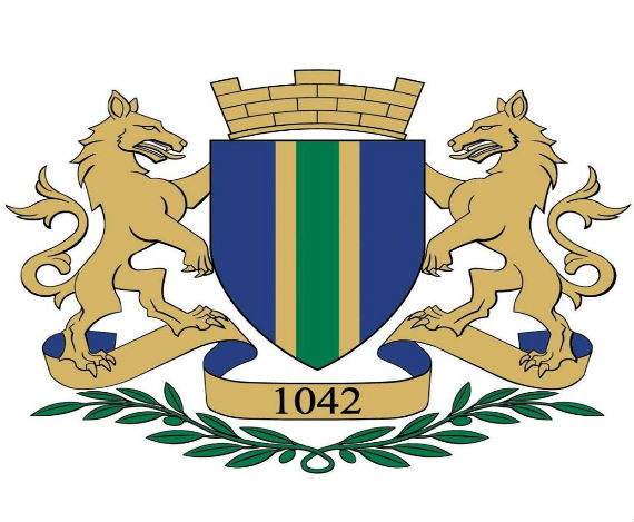 The coat of arms of the City Bar